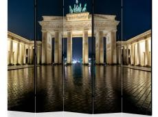 Paraván - Berlin at Night II [Room Dividers]